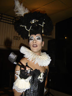 Drag queen en Valladolid